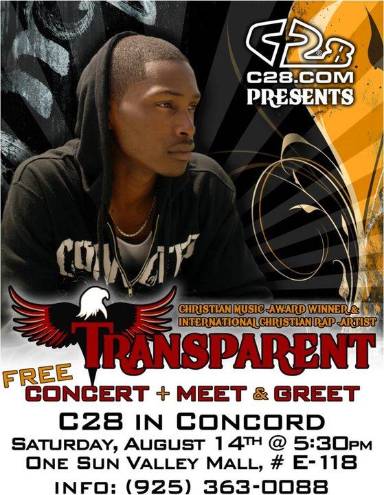 Transparent Meetgreet Concord