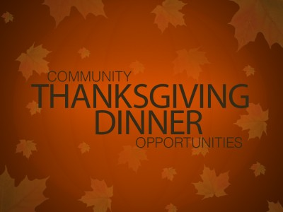 Communitythanksgiving