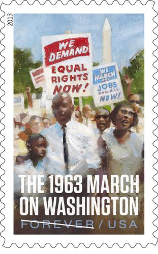 1963-march-on-washington-stamp