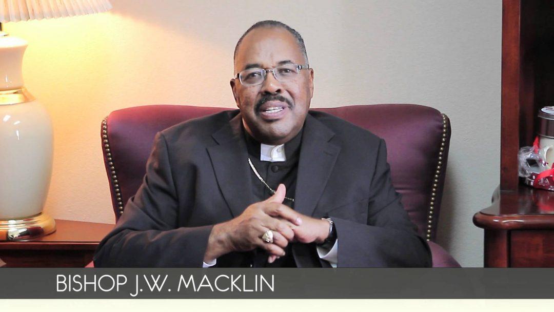 Bishop J. W. Macklin