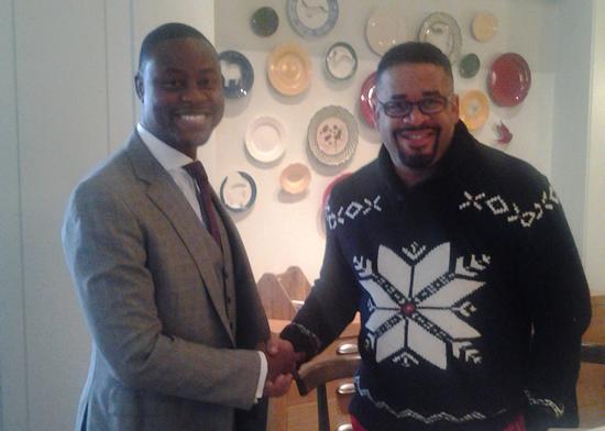 Pastor Charles Jenkins & Byron Cage Sign Deal