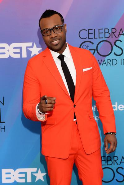 VaShawn Mitchell BET 'Celebration of Gospel' 2014 Red Carpet