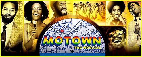 Motown the Musical San Francisco