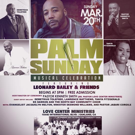 Lm Palmsunday 2016