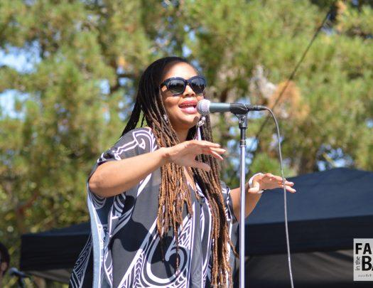 Oakland Jazz Festival - Lalah Hathaway
