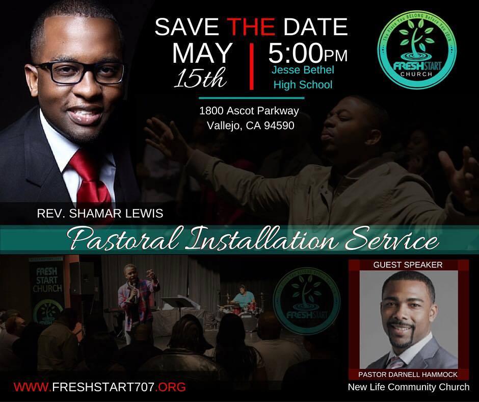 Shamar Lewis - Pastoral Installation