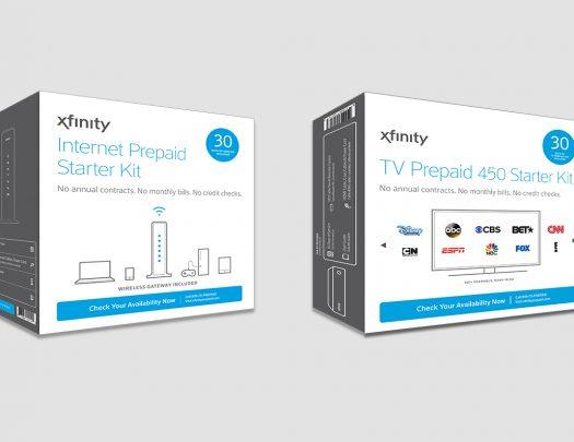 Xfinity Prepaid Service