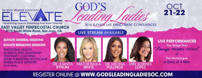 God's Leading Ladies Conference