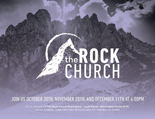 The Rock Church Bay Area