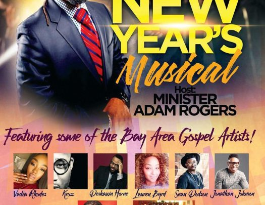 Adamology Presents - 2017 New Year's Musical