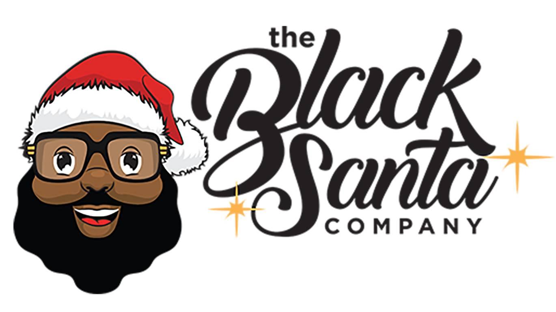 Black santa visits oakland free family fun event