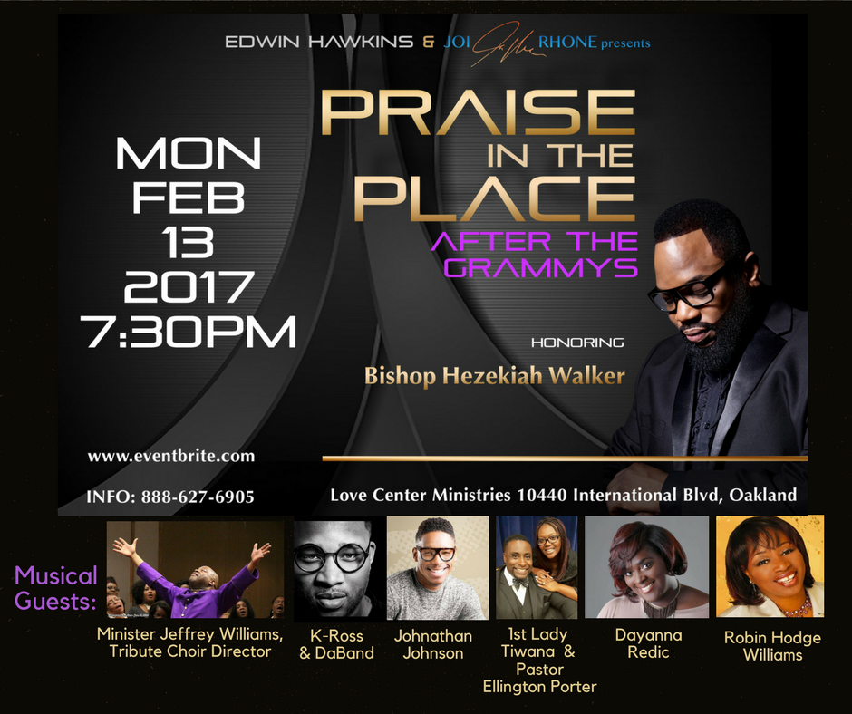 Praise in the Place - Bishop Hezekiah Walker