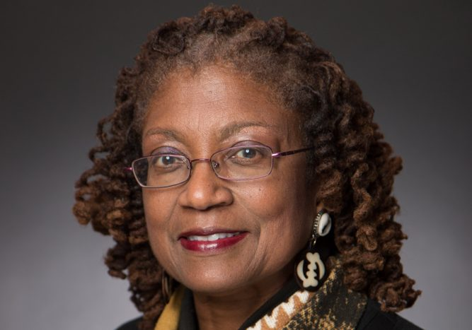 Rev. Dr. Valerie Miles-Tribble