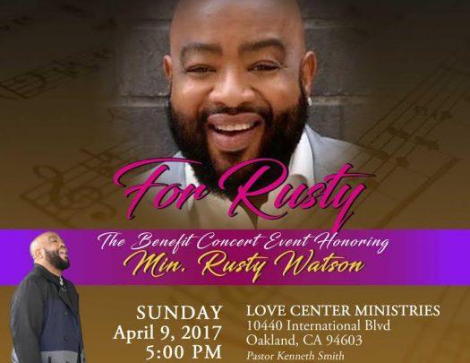 Rusty Watson Benefit Concert 2017
