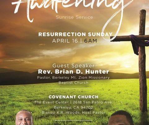 The Awakening - Easter Sunrise Service