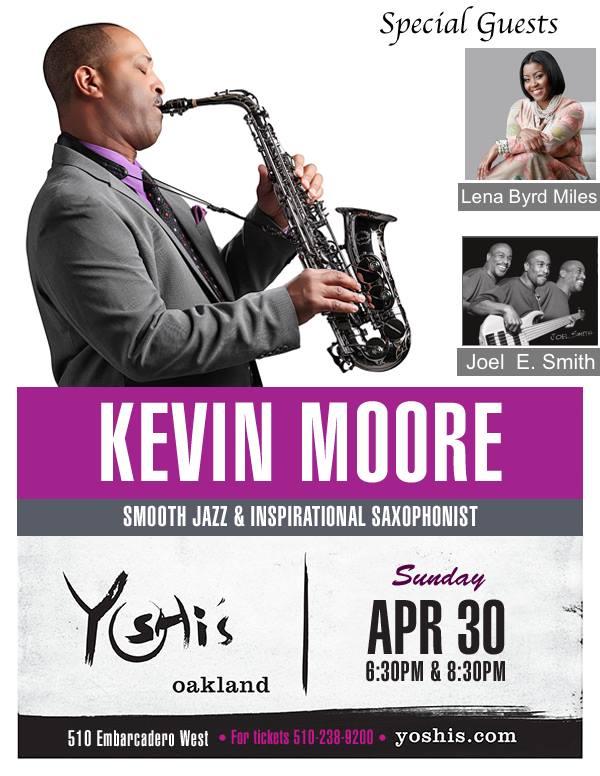 Kevin Moore at Yoshi's