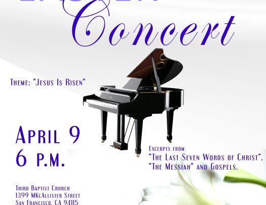 Third Baptist Church - Easter Concert