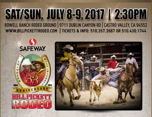 Bill Pickett Invitational Rodeo 2017