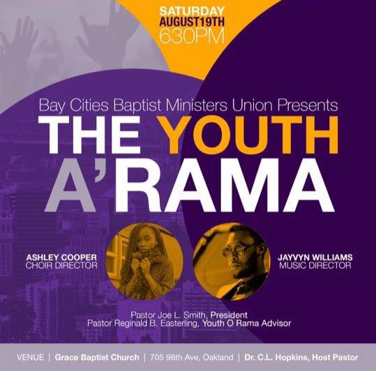 Bay Cities Baptist Ministers Union Youth-A-Rama