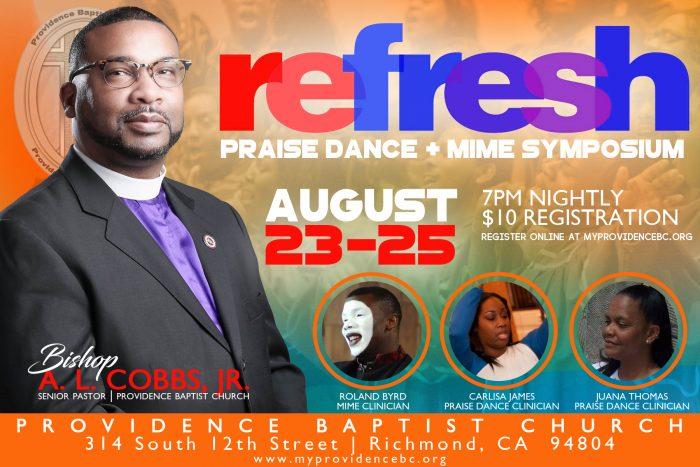 Providence Baptist Church - REFRESH