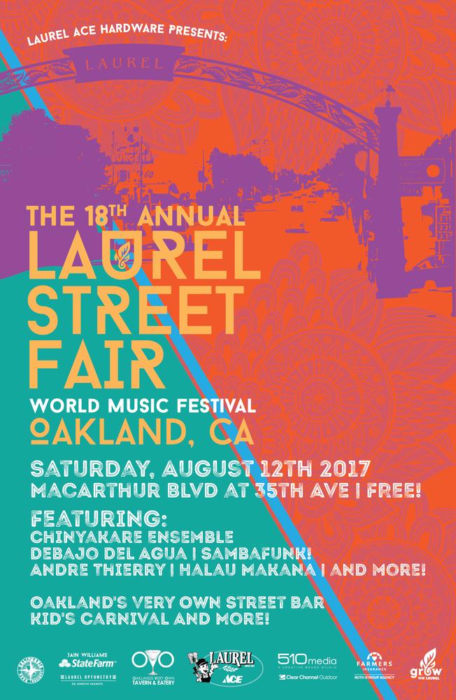 Laurel Street Fair