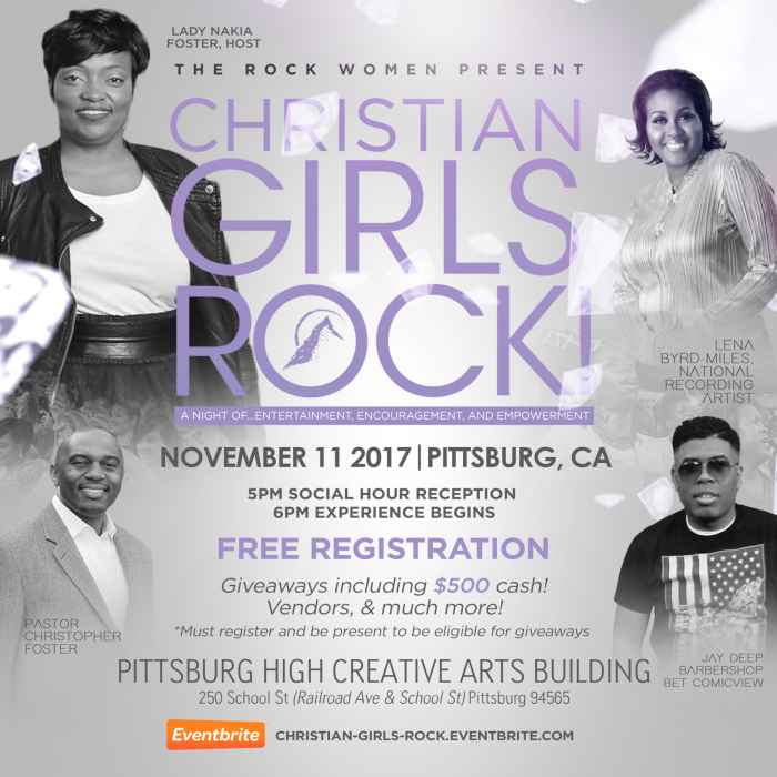 The Rock Church - Christian Girls Rock