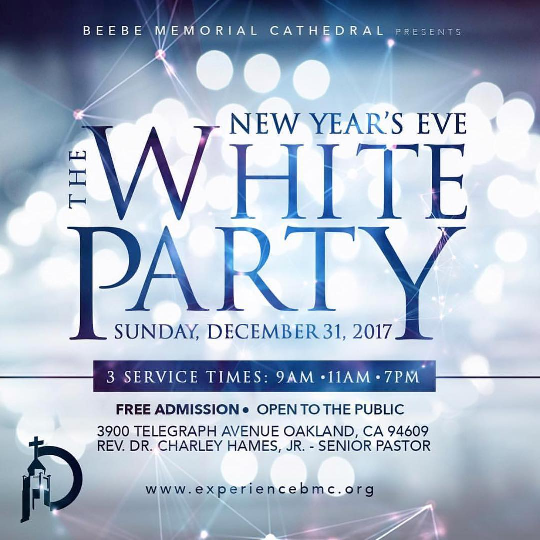 Beebe Memorial Cathedral New Year's Eve