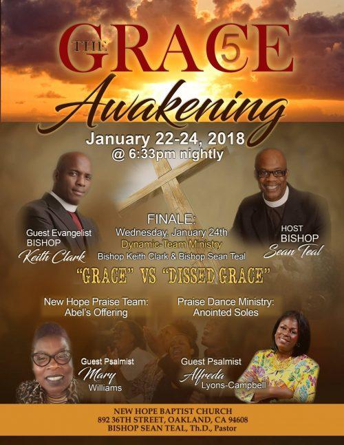New Hope Baptist Church - The Grace Awakening