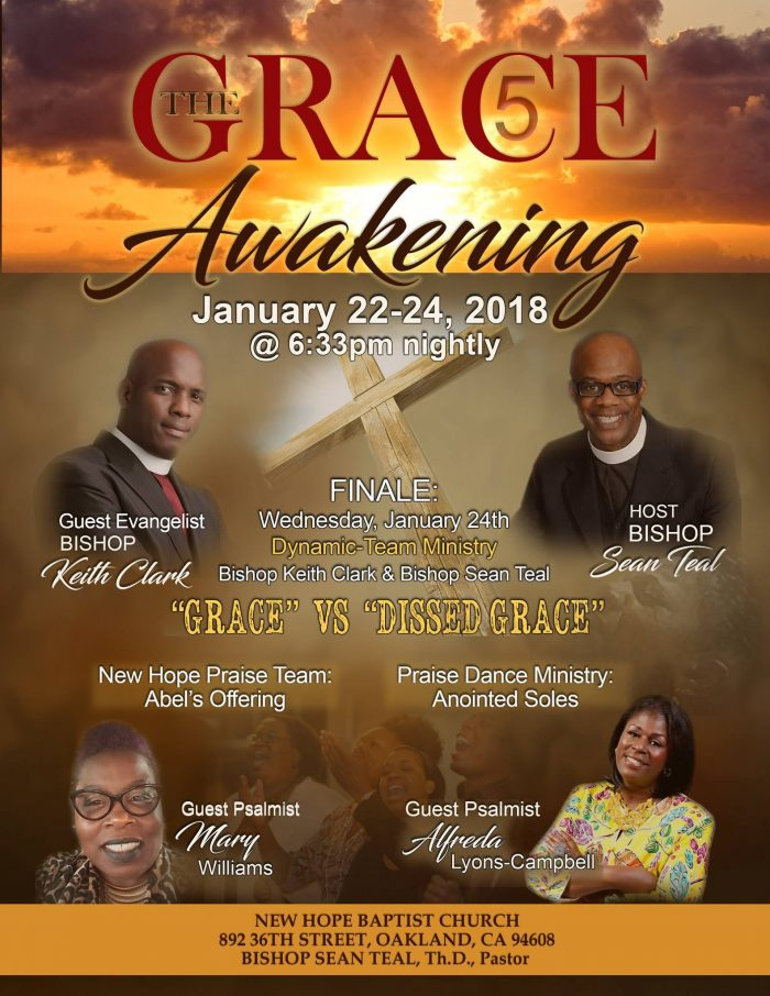 New Hope Baptist Church - The Grace Awakening