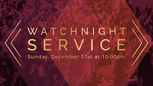 Shiloh Church Watch Night Service 2017