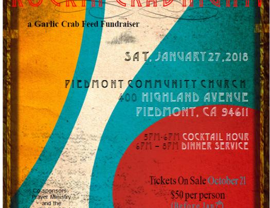 Imani Community Church - Rockin' Crab Night