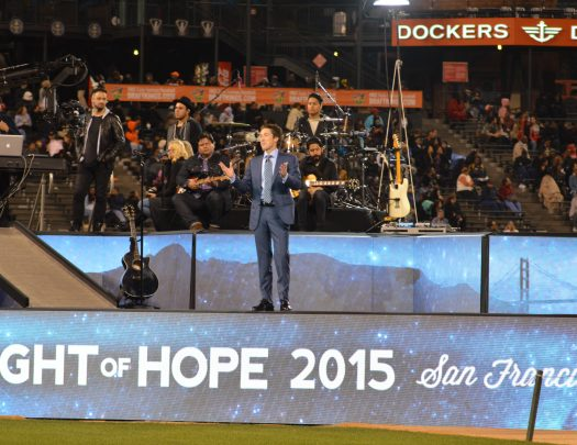 Joel Osteen Night of Hope San Francisco