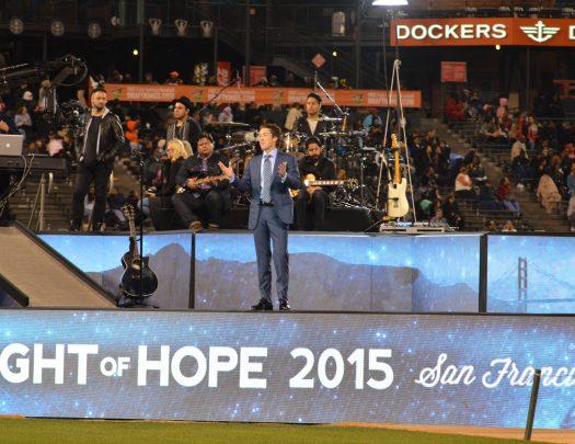 Joel Osteen Night of Hope San Francisco