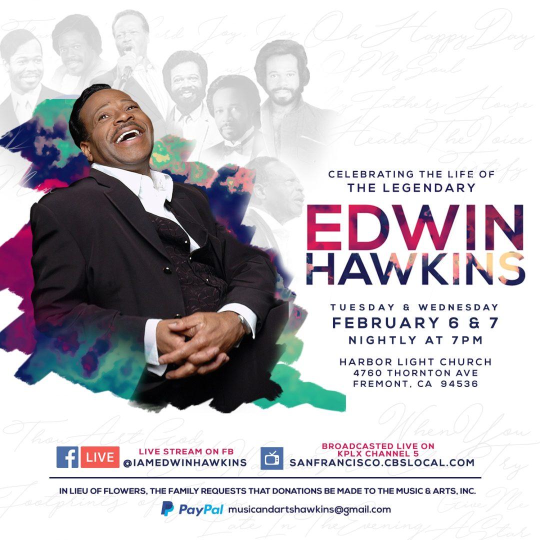 Edwinhawkinscelebrationoflifestream