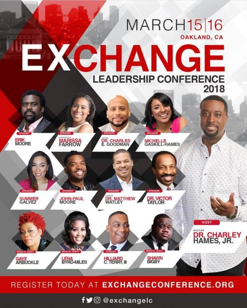 Exchange Leadership Conference
