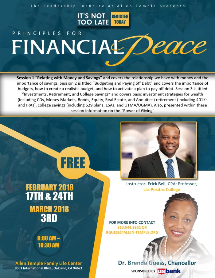 Principles for Financial Peace