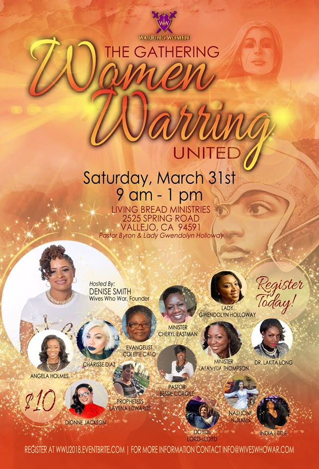 The Gathering - Women Warring United