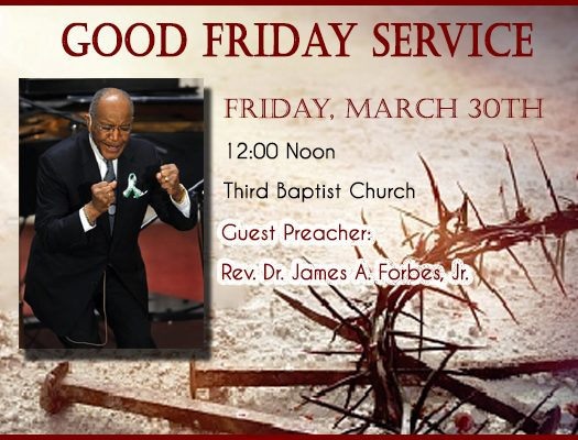 Third Baptist Church - Good Friday 2018