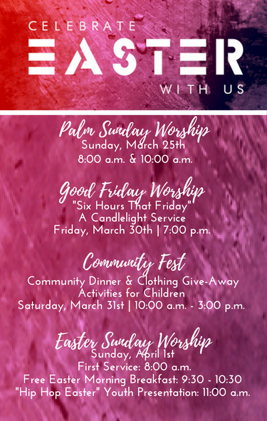 Gsp Easter Community Celebration 2018