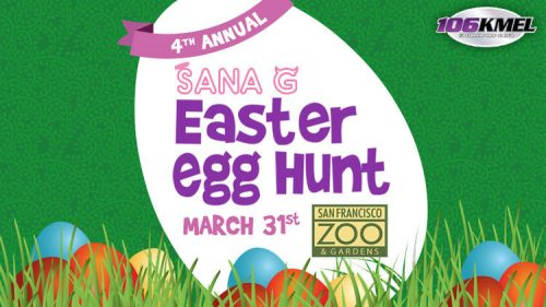 4th Annual Sana G Easter Egg Hunt 2018