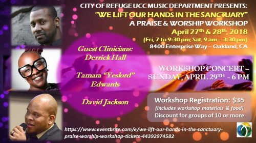City of Refuge UCC
