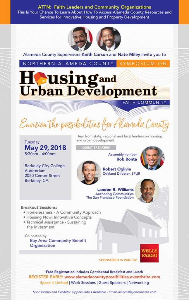 Alameda County Housing & Urban Development Symposium