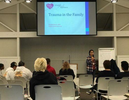 Kingdon Family Resources Mental Health Education Classes