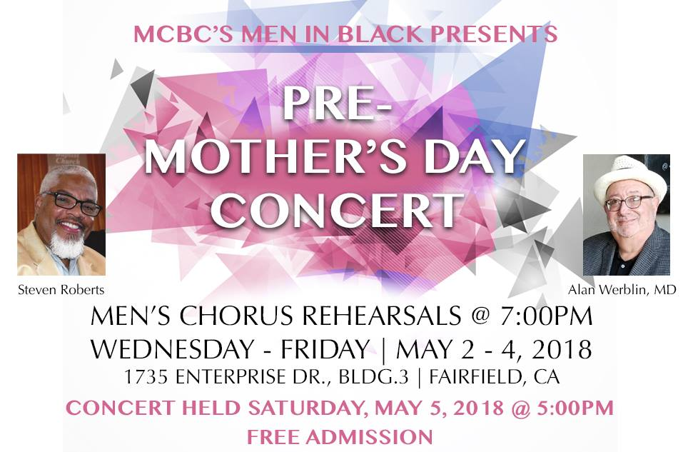 Mount Calvary Baptist Church Pre-Mother's Day Concert