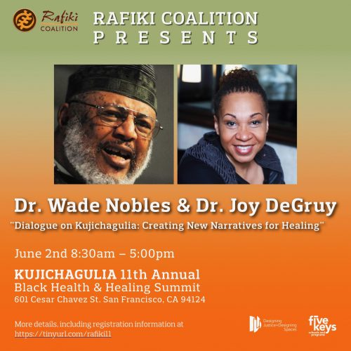 Rafiki Coalition Black Health And Healing Summit