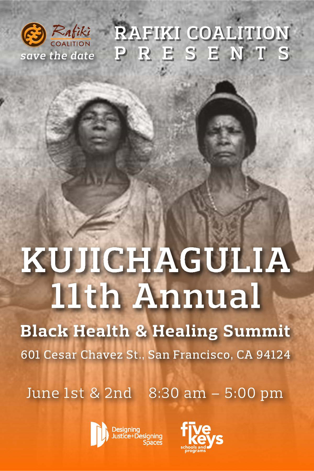 Rafiki Coalition Health & Healing Summit 2018