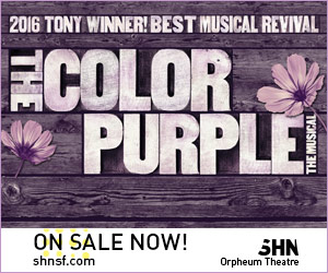 The Color Purple SHN Orpheum Theatre