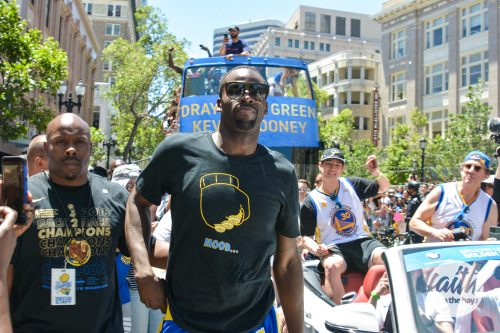 Warriors Parade