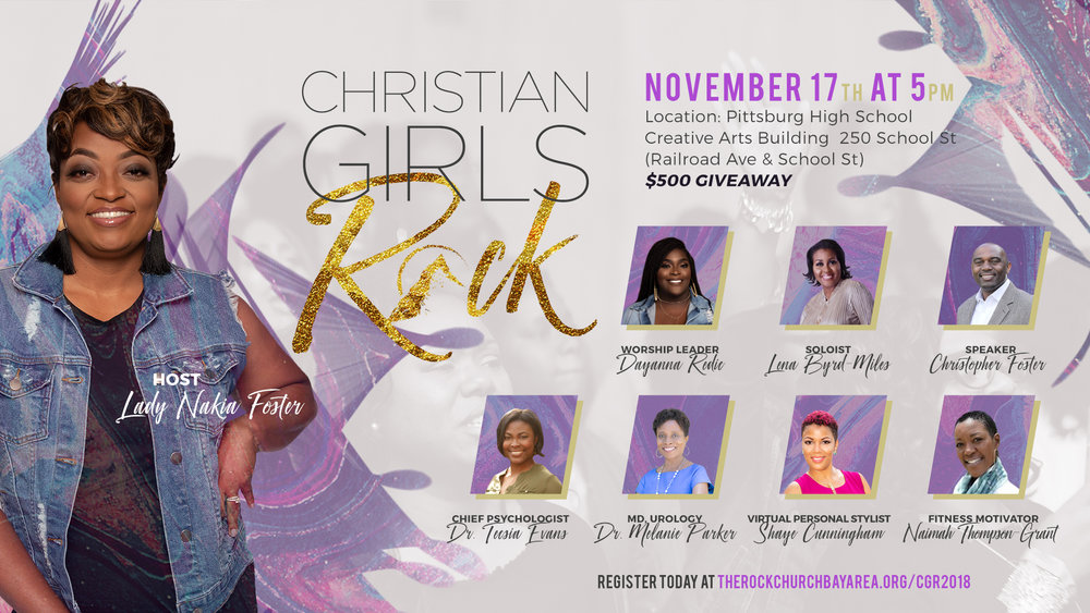 Christian Girls Rock 2018