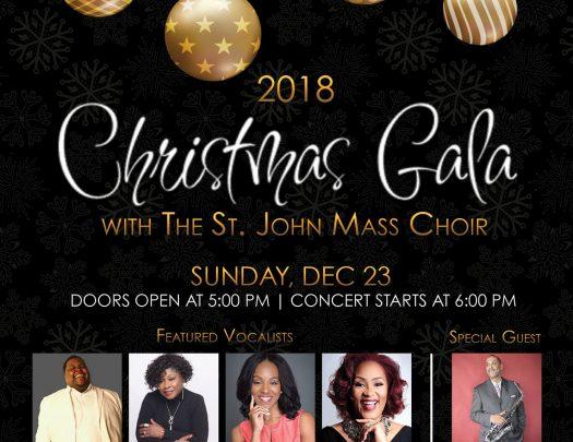 St John Missionary Baptist Church Christmas Gala 2018